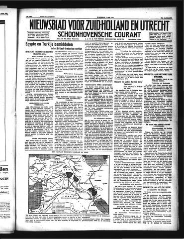 Schoonhovensche Courant 1941-05-07