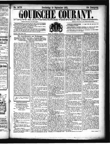 Goudsche Courant 1921-09-15