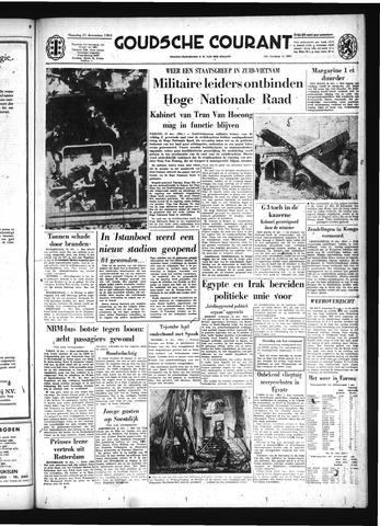 Goudsche Courant 1964-12-21