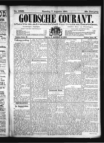 Goudsche Courant 1911-08-07
