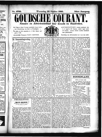 Goudsche Courant 1895-10-23