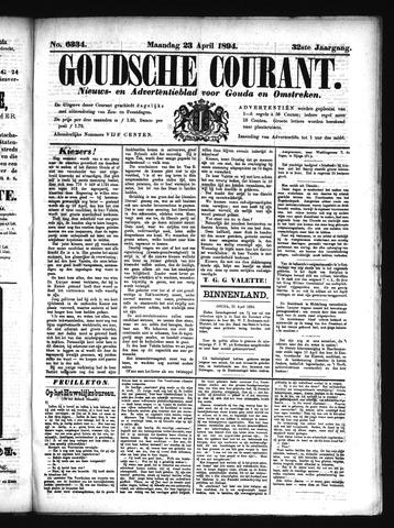Goudsche Courant 1894-04-23