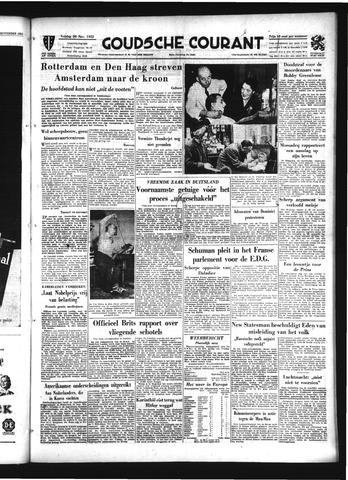 Goudsche Courant 1953-11-20