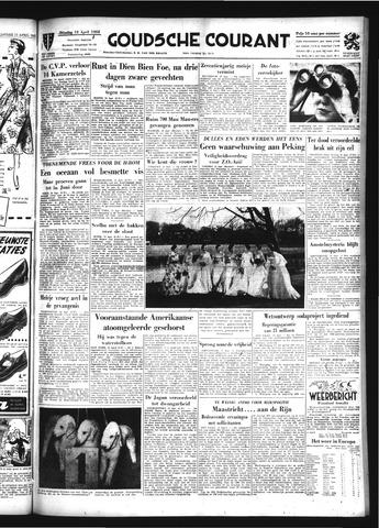 Goudsche Courant 1954-04-13