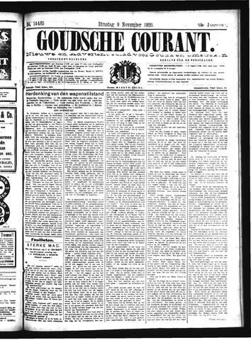 Goudsche Courant 1920-11-09