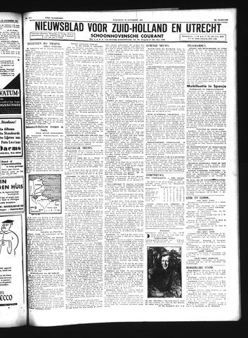 Schoonhovensche Courant 1942-11-18