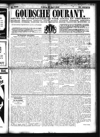 Goudsche Courant 1926-04-30