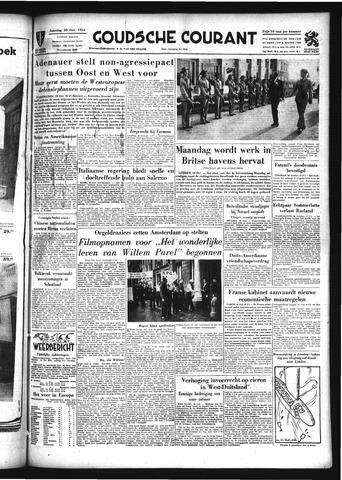 Goudsche Courant 1954-10-30