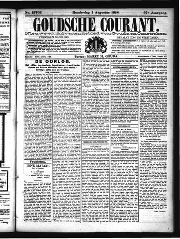 Goudsche Courant 1918-08-01