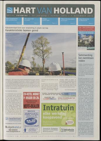 Hart van Holland - Editie Zuidplas 2012-11-07