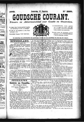 Goudsche Courant 1889-08-22