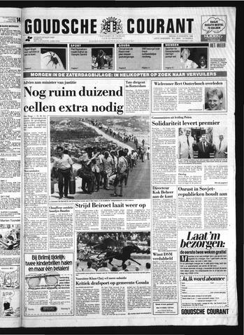 Goudsche Courant 1989-08-18