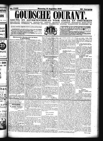 Goudsche Courant 1930-08-11