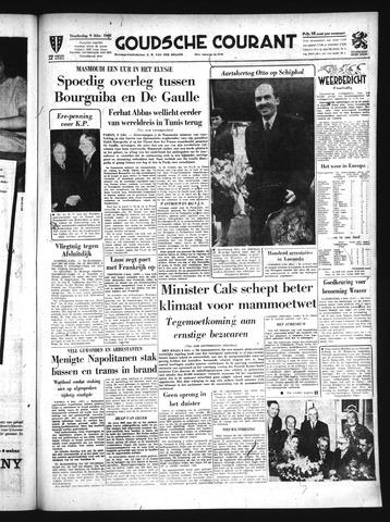 Goudsche Courant 1961-02-09