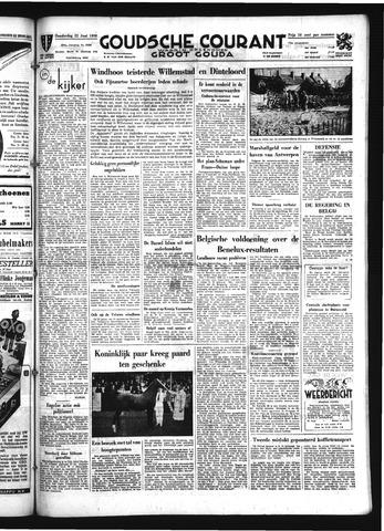 Goudsche Courant 1950-06-22