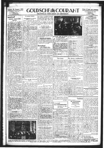 Goudsche Courant 1943-01-29