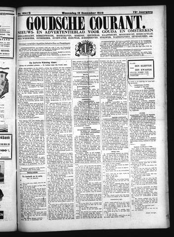 Goudsche Courant 1933-12-13