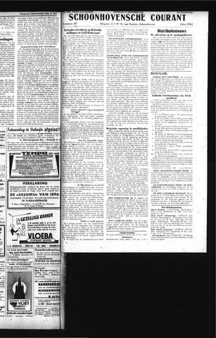 Schoonhovensche Courant 1944-10-31