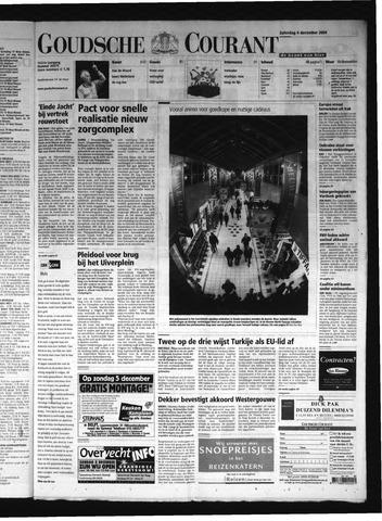Goudsche Courant 2004-12-04