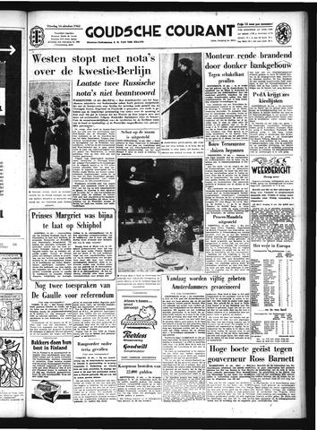 Goudsche Courant 1962-10-16