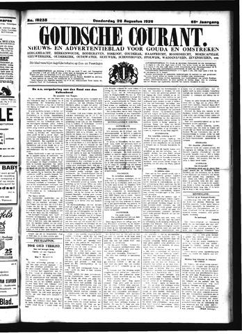 Goudsche Courant 1926-08-26
