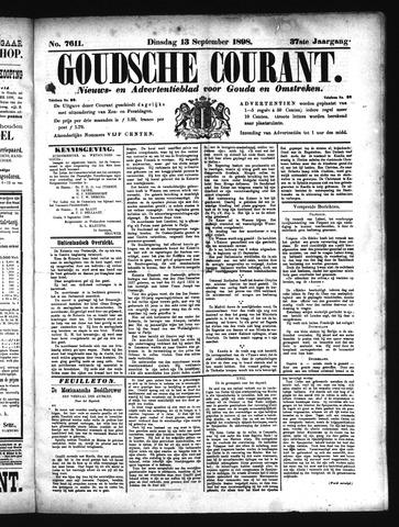 Goudsche Courant 1898-09-13