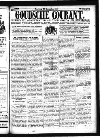 Goudsche Courant 1931-11-30