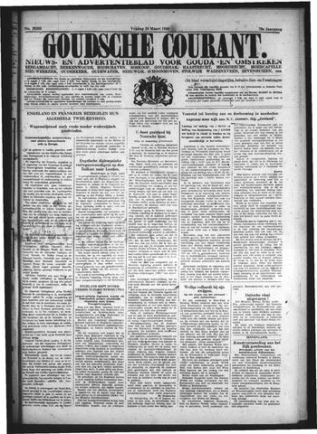 Goudsche Courant 1940-03-29
