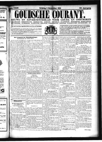 Goudsche Courant 1931-11-06