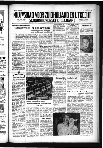 Schoonhovensche Courant 1953-04-17