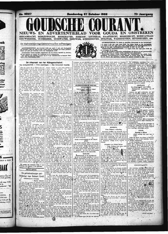 Goudsche Courant 1932-10-27