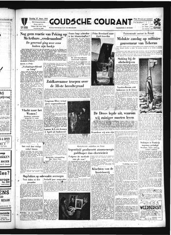 Goudsche Courant 1951-03-27
