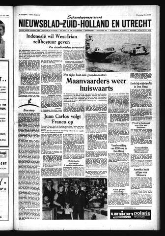 Schoonhovensche Courant 1969-07-23