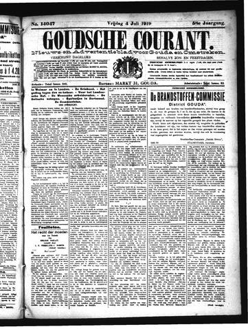 Goudsche Courant 1919-07-04