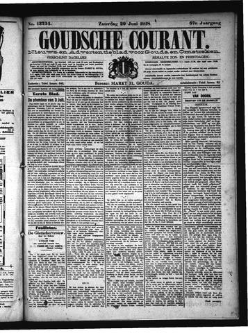 Goudsche Courant 1918-06-29