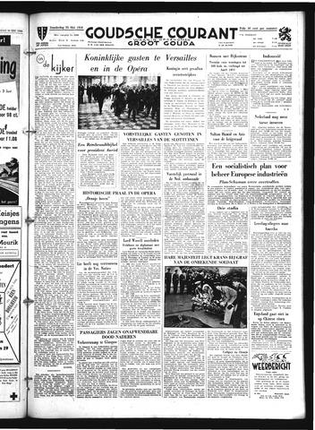 Goudsche Courant 1950-05-25