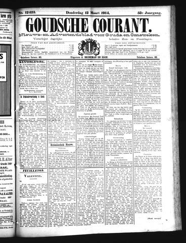 Goudsche Courant 1914-03-12
