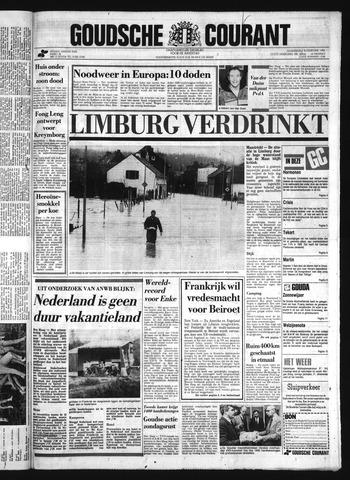 Goudsche Courant 1984-02-09