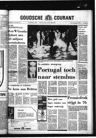 Goudsche Courant 1975-03-13