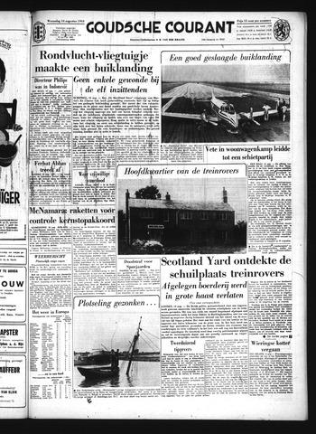 Goudsche Courant 1963-08-14