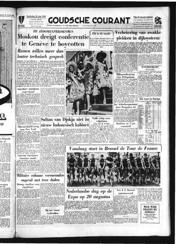 Goudsche Courant 1958-06-26