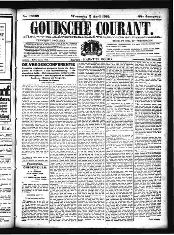 Goudsche Courant 1919-04-02