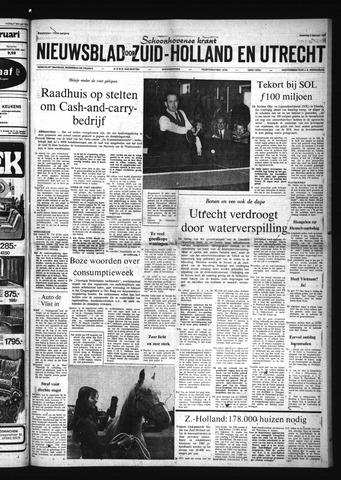 Schoonhovensche Courant 1973-02-05