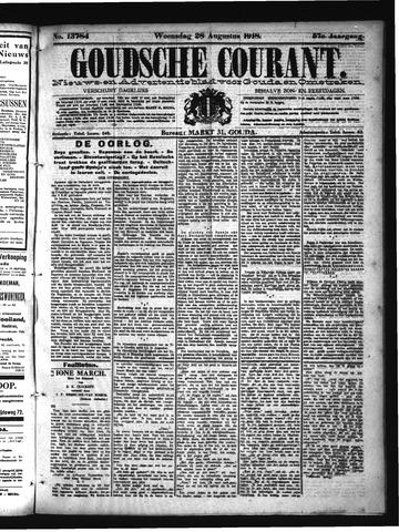 Goudsche Courant 1918-08-28
