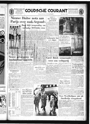 Goudsche Courant 1964-01-08