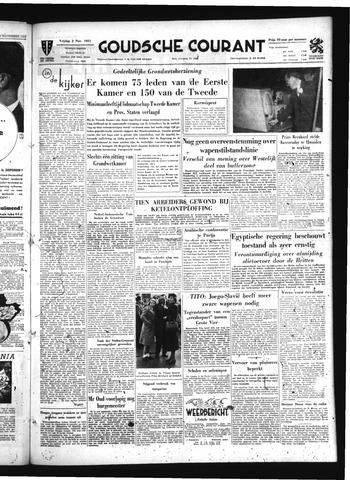 Goudsche Courant 1951-11-02