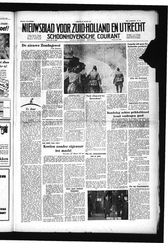 Schoonhovensche Courant 1953-03-20