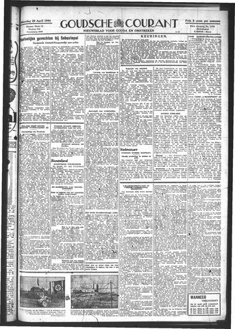 Goudsche Courant 1944-04-24