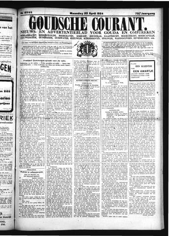 Goudsche Courant 1934-04-23