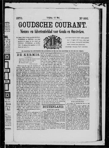 Goudsche Courant 1870-05-13